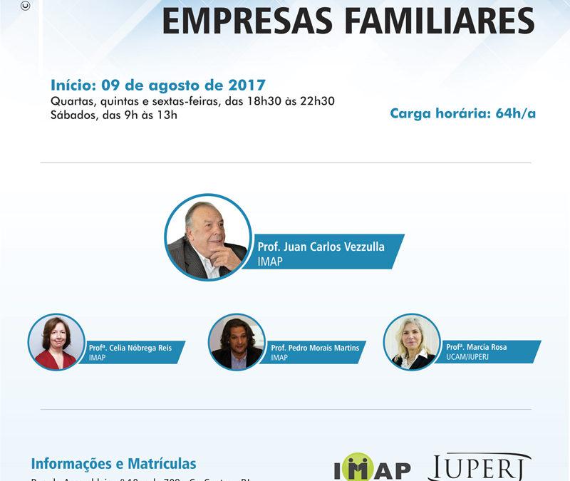 CURSO DE EXTENSÃO: MEDIAÇÃO FAMILIAR COM ORIENTAÇÃO EM EMPRESAS FAMILIARES