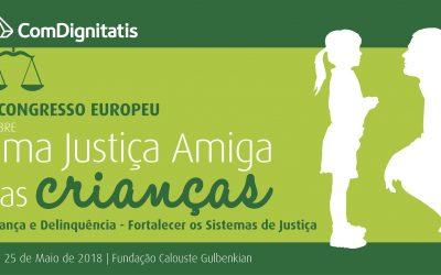 II Congresso Europeu Sobre uma Justiça Amiga das Crianças