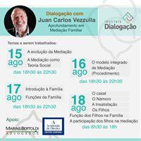 Curso ministrado por Juan Carlos Vezzulla, em Curitiba – Brasil