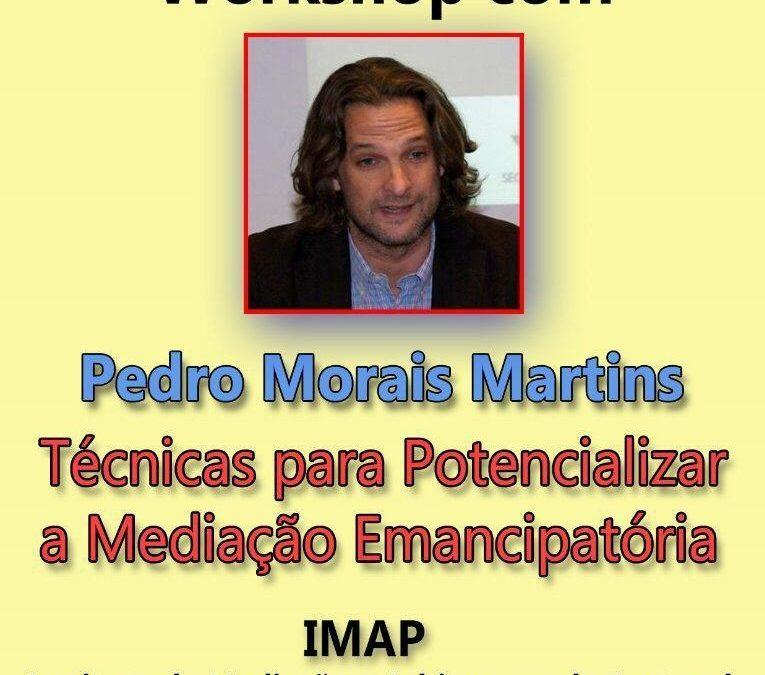 Workshop – Mediação Emancipatória