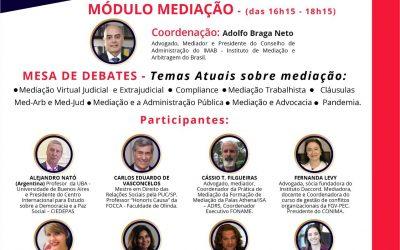 XIII SEMINÁRIO DE ARBITRAGEM E MEDIAÇÃO