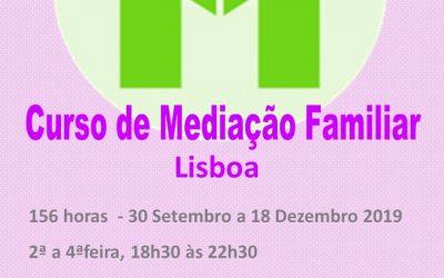 Curso de Mediação Familiar em Lisboa